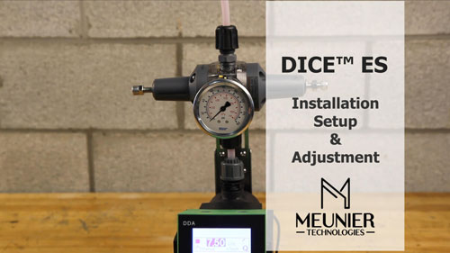 Installation DICE™ ES