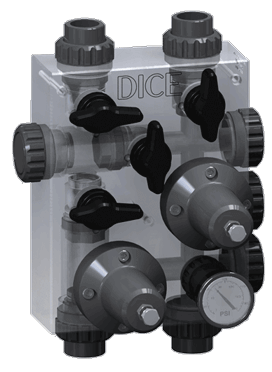 DICE™ DM Chemical Dosing Module for Flooded Suction Applications