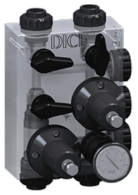 DICE™ DS Chemical Dosing Module for Suction Lift Applications